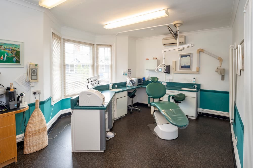 Inside The White's Cardiff Dental Surgery