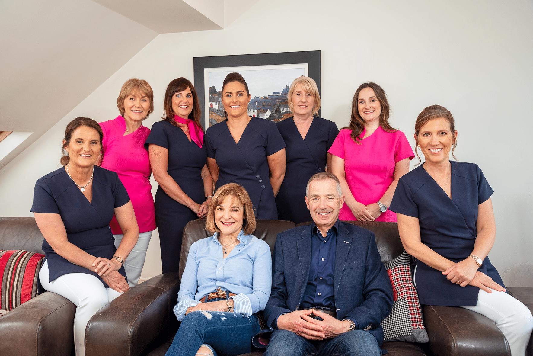 The Whites Dental Care Team Photo